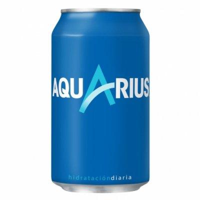 Aquarius Limón Bote Pack x24uds