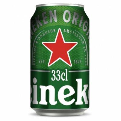 Heineken Lata Pack x24uds