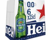 Heineken Sin 0,0 25 cl. Pack x24uds