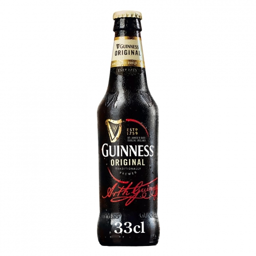 Guinness 1/3  Pack x24uds