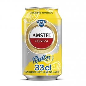 Amstel Radler Lata 33cl. Pack x24uds