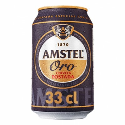 Amstel Oro  Lata Pack x24uds