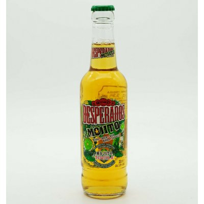Desperados  Mojitos   1/3  Pack x24uds