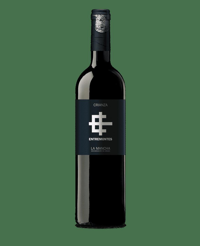 vino Entremontes crianza Tempranillo