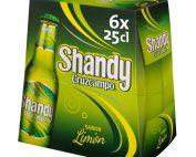 Shandy  Limón  25 cl. Pack x24uds